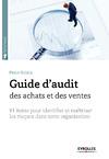 Livre numérique Guide d'audit des achats et des ventes