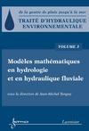 Livre numérique Traité d'hydraulique environnementale, volume 3