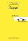 Livre numérique le Sociographe n°17 : S'habiller. Socialisation, médiation, corps.