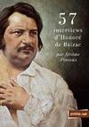 Livre numérique 57 interviews d'Honoré de Balzac