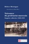 Livre numérique Naissance du prolétariat marocain
