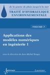 Livre numérique Traité d'hydraulique environnementale, volume 7