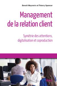 Livre numérique Management de la relation client