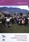 Livre numérique Parientes, paisanos y ciudadanos en los Andes de Chachapoyas