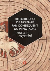 Livre numérique Histoire d'Io, de Pasiphaé, par conséquent du Minotaure