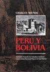 Livre numérique Perú y Bolivia. Relato de viaje