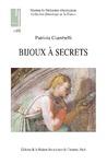 Livre numérique Bijoux à secrets
