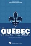 Livre numérique Le Québec à l'aube du nouveau millénaire