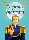 Livre numérique Le Prince charmant (couverture bleue)