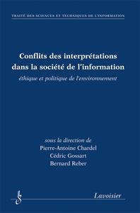 Livre numérique Conflits des interprétations dans la société de l'information