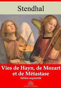Vies de Haydn, de Mozart et de Métastase – suivi d'annexes