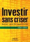 Livre numérique Investir sans criser