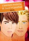 Livre numérique L'aventure moderne de David et Jonathan (érotique gay)