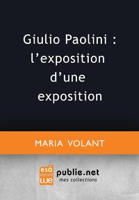 Livre numérique Giulio Paolini : l'exposition d'une exposition
