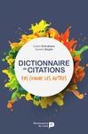 Livre numérique Dictionnaire de citations