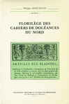 Livre numérique Florilège des Cahiers de doléances du Nord