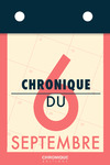 Livre numérique Chronique du 6 septembre
