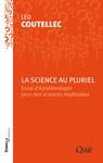Livre numérique La science au pluriel