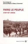 Livre numérique Paris le peuple