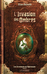 Livre numérique L'Invasion des ombres