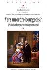 Livre numérique Vers un ordre bourgeois?