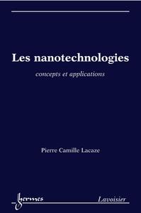 Livre numérique Les nanotechnologies