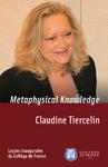 Livre numérique Metaphysical Knowledge