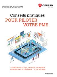 Conseils pratiques pour piloter votre PME
