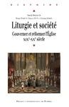 Livre numérique Liturgie et société