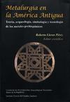 Livre numérique Metalurgia en la América antigua