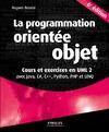 Livre numérique La programmation orientée objet
