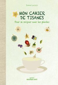 Livre numérique Mon cahier de tisanes