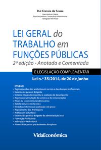 Lei Geral do Trabalho em Funções Públicas, Anotada e Comentada - 2ª Edição