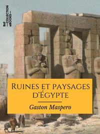 Image de couverture (Ruines et paysages d'Égypte)