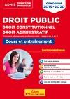 Livre numérique Droit public - Droit constitutionnel - Droit administratif