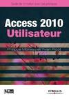Livre numérique Access 2010 - Utilisateur