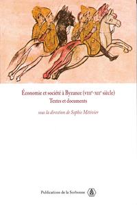 Livre numérique Économie et société à Byzance (viiie-xiie siècle)