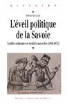 Livre numérique L'éveil politique de la Savoie