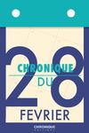 Livre numérique Chronique du 28  février