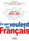 Livre numérique 2012-2017, Ce que veulent les Français