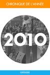 Livre numérique Chronique de l'année 2010