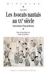 Livre numérique Les avocats nantais au xxe siècle