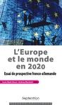 Livre numérique L'Europe et le monde en 2020