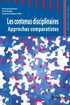 Livre numérique Les contenus disciplinaires