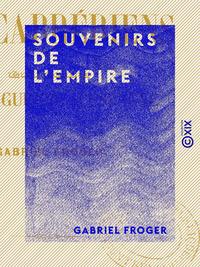 Souvenirs de l'Empire, Les Cabr?riens, ?pisode de la guerre d'Espagne