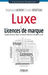Livre numérique Luxe et licences de marques