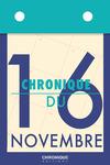 Livre numérique Chronique du 16 novembre