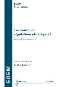 Livre numérique Les nouvelles régulations électriques 1