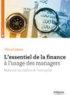 Livre numérique L'essentiel de la finance à l'usage des managers