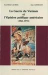 Livre numérique La Guerre du Vietnam et l'opinion publique américaine (1961-1973)